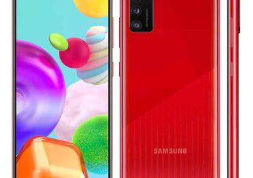 جالاكسي أي 41 : سعر ومواصفات Samsung Galaxy A41 عيوب ومميزات الموبايل